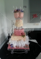21st cakes - michelle-cake