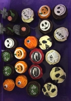 Halloween Cupcakes by Cake Boys in Alberton Johannesburg 2
