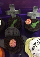 Halloween Cupcakes by Cake Boys in Alberton Johannesburg 6