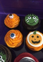 Halloween Cupcakes by Cake Boys in Alberton Johannesburg 3