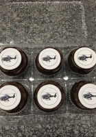 helicopter cupcakes by Cake Boys in Alberton Johannesburg
