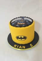Batman cake by Cake Boys in Alberton Johannesburg 2