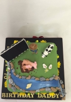 farm cake with animals by Cake Boys in Alberton Johannesburg 9
