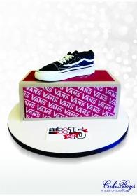 Vans Cake 1