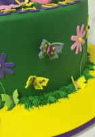 Barney is in his happy place cake by Cake Boys in Alberton Johannesburg 5