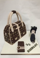 Louis Vuitton cake by Cake Boys in Alberton Johannesburg 1