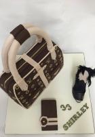 Louis Vuitton cake by Cake Boys in Alberton Johannesburg 7