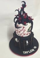 Unusual and stunning birthday cake by Cake Boys in Alberton Johannesburg 5