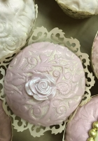 Vintage wedding cupcakes by Cake Boys in Alberton Johannesburg 1