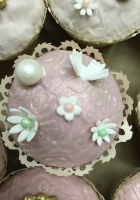 Vintage wedding cupcakes by Cake Boys in Alberton Johannesburg 4