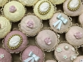 Vintage wedding cupcakes by Cake Boys in Alberton Johannesburg 6