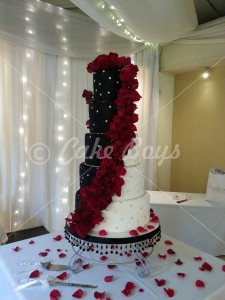 Wedding Cakes - 5-tier-wedding-cake