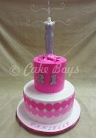 21st cakes - danielle-cake