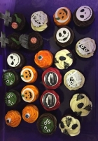 Halloween Cupcakes by Cake Boys in Alberton Johannesburg 1