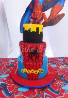3tier-spiderman-cake