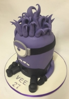 purple minion cake by Cake Boys in Alberton Johannesburg 4