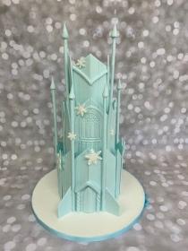 Cake-Boys-Frozen-Castle-Birthday-Cake