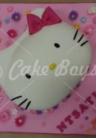 2d-hello-kitty-face-cake