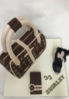 Louis Vuitton cake by Cake Boys in Alberton Johannesburg 7