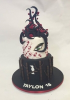 Unusual and stunning birthday cake by Cake Boys in Alberton Johannesburg 1
