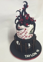 Unusual and stunning birthday cake by Cake Boys in Alberton Johannesburg 5