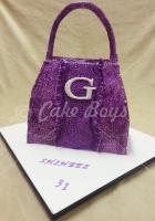 guess-handbag-cake