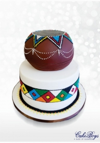 Traditional cake